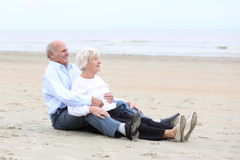 Awkwardorable older lovers