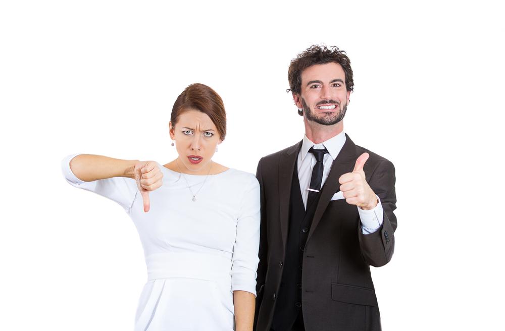 Disagreement after argument