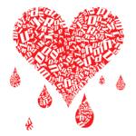 Bleeding heart from broken trust