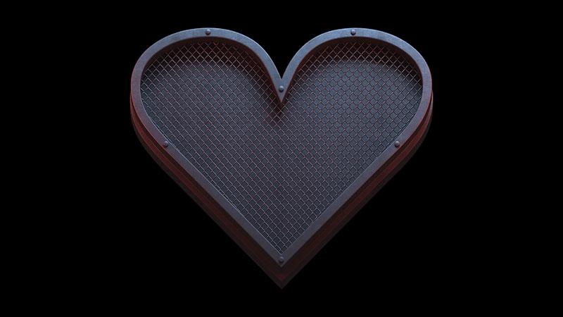 Guarded heart wants girlfriend behind bars