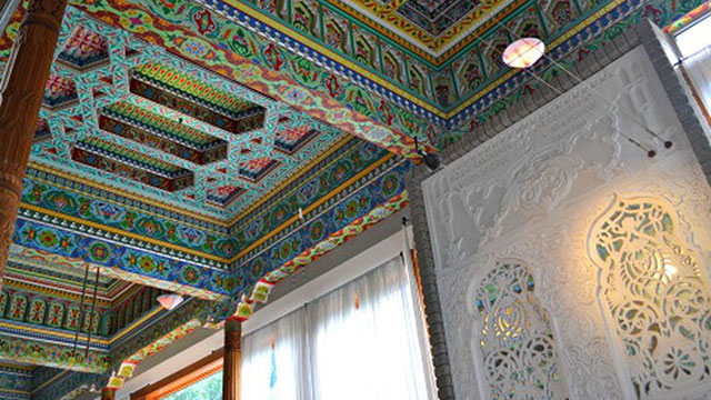 The Dushanbe Tea House