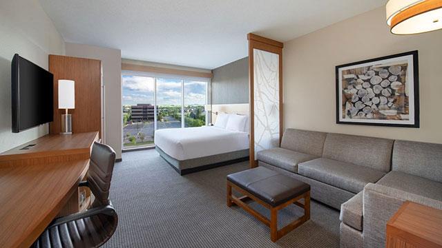 Hyatt Place Denver/Westminster retreat